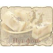 Натуральное мыло Календула-мед