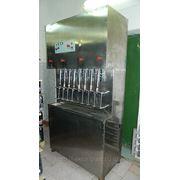 Полуавтомат розлива газированной(минеральной) воды) ЛД-8Г фото