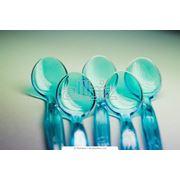 Пластиковая посуда фото