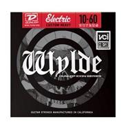 Струны для электрогитары Dunlop ZWN1060 Wylde Electric Custom Heavy (6 струн .10-.60) фото