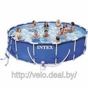 Бассейн каркасный Intex 28236 (54946) Metal Frame Pools 457*122 см фото