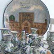 Изделия из стекла керамики фарфора и фаянса. Изделия сувенирные из фарфора. фото