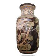 Изделия из терракотовой керамики под старину фото