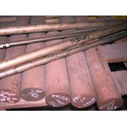 Круг бронзовый БрАЖ9-4 фото