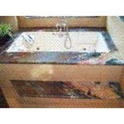 Бассейны ванные отделка мрамором фото