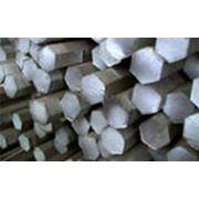 Шестигранник стальной горячекатаный (ГОСТ 2879-88) фото