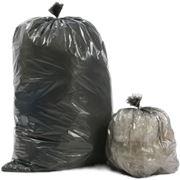 Пакет мусорный фото