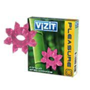 Кольца эрекционные и вибрационные VIZIT PLEASURE фото