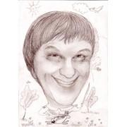 Рисование карикатур, шаржей фото