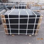 Заготовки для памятников 120-60-8 комплект из Букинского черного камня.Опт фото
