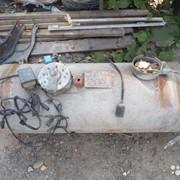 Газовый баллон газель газовое оборудование фото