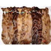 Продажа натуральных волос фото
