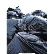 Полиэтиленовый мешок для мусора фото