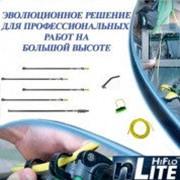 Unger Комплект для мытья окон на высоте до 20,5 метров (6 этажей) nLite Ultra фото
