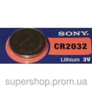 5шт Батарейка таблетка CR2032 Sony par000182-5 фото