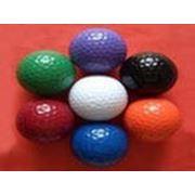 Мяч для мини-гольфа фото