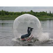 Катание в Водных шарах! фото
