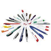 Ручки, печать на ручках, печать на ручки, ручки с логотипом, нанесение логотипа на ручки, тампопечать фото