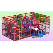 Детский игровой лабиринт 950х625х420 фото