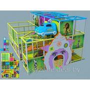 Детский игровой лабиринт 750х520х380 фото