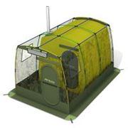Жилой экспедиционный модуль Мобиба-33 фото