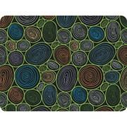 Коврик для мыши с матерчатым покрытием Dialog PM-H17 Pebble, цветные окружности фото