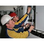 Монтаж низковольтных кабельных сетей фото