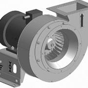 Вентилятор центробежный дутьевой ВДН-11,2 с электродвигателем 5А200М6 фото