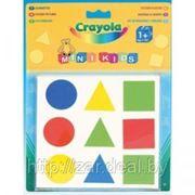 Набор стикеров для самых маленьких, Crayola фото