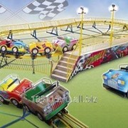 Американские горки Speedy Coaster Code MX600 фото