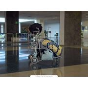 Трансфер и доставка багажа. Встреча на вокзале и доставка в гостиницу фото