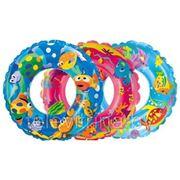 Надувной круг для плавания Intex 59242 61 см фото