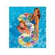 Надувной круг для плавания Intex 59230 51 см фото