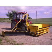 Оборудование навесное для устройства и укрепления обочин ОНУ-2300 фото