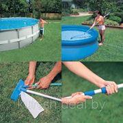 Intex 58958 Набор для чистки бассейнов Intex (сачок + водный пылесос) купить в Минске фото