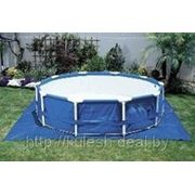 Intex 58932 Подстилка для надувных и каркасных бассейнов 244 — 457 см фото
