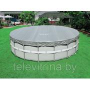 Тент Intex 57900, для каркасного бассейна диаметром 549 см фото