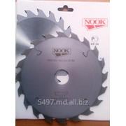 Пила дисковая с твердосплавными пластинами ф=200х32х20 зуб 2,2 мм ТМ NOOK фото
