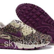 Кроссовки Nike Air Max 90 Floral Print Womens 36-40 Код Max2 фото