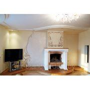 Роспись орнаментальная декоративное оформление стен фото