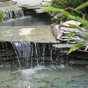 Декоративный водоём фото