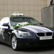 Оформление свадебного кортежа фото