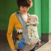 Эрго рюкзак Love & Carry DLIGHT— Солнце фото