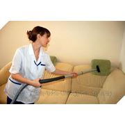 Химчистка мягкой мебели диван 2 месный фото