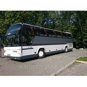 Заказ автобуса Неоплан 116 фото