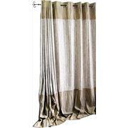 Пошив штор на люверсах, подбор тканей декоратором фото