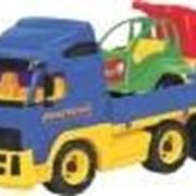 Автотранспортная игрушка Автомобиль Муравей+самосвал сетка Полесье фото
