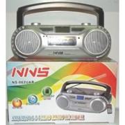 Радио nns ns-062 uar usb фото