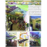 Дизайн проекты интерьеров магазинов фото