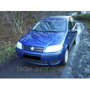 Fiat Punto 2006г. фото